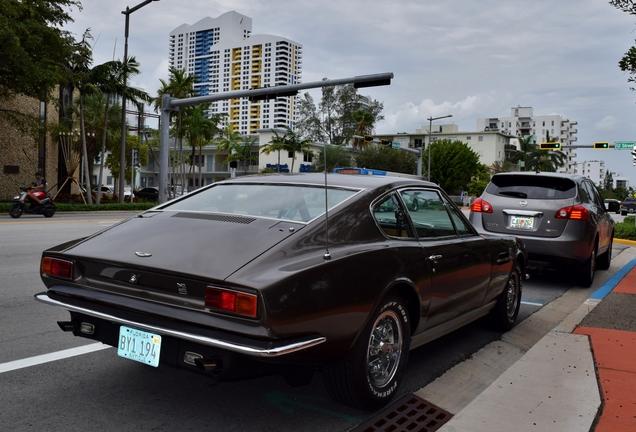 Aston Martin DBS V8 1969 - 1972