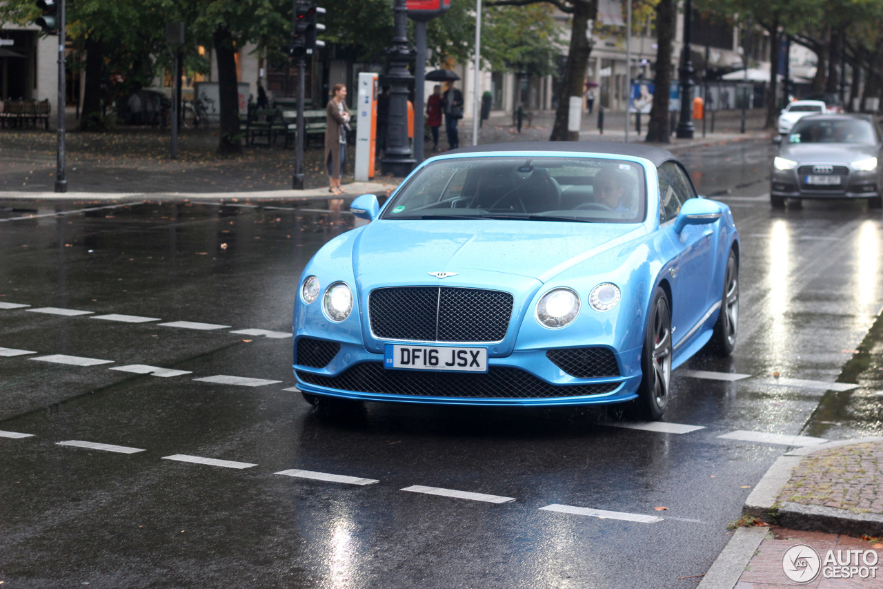 Bentley Continental Gtc Speed 2016 18 September 2016 Autogespot