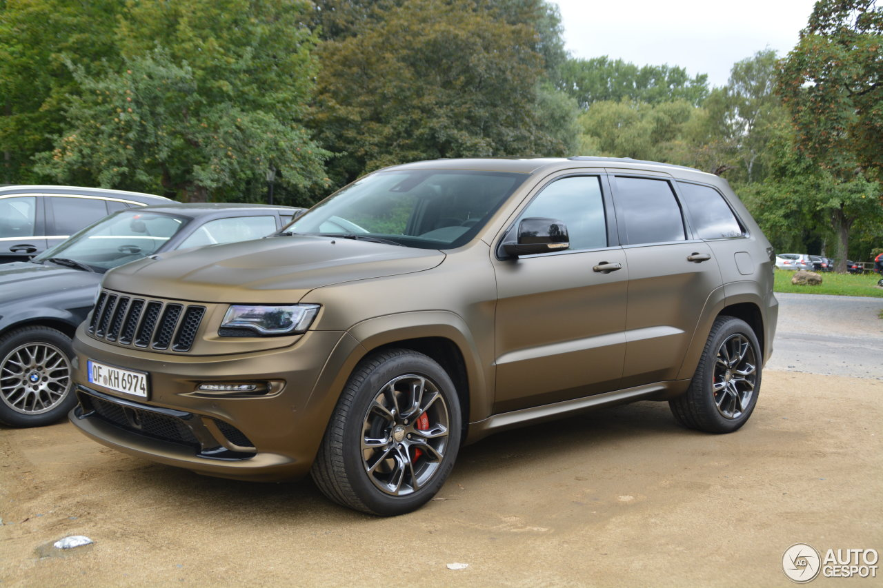 jeep grand cherokee srt 8 2013 18 september 2016 autogespot. Black Bedroom Furniture Sets. Home Design Ideas