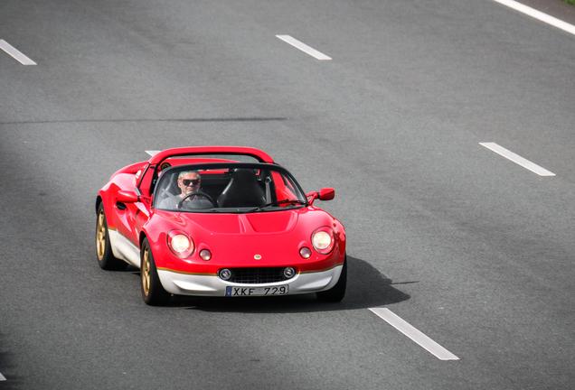 Lotus Elise S1 Type 49