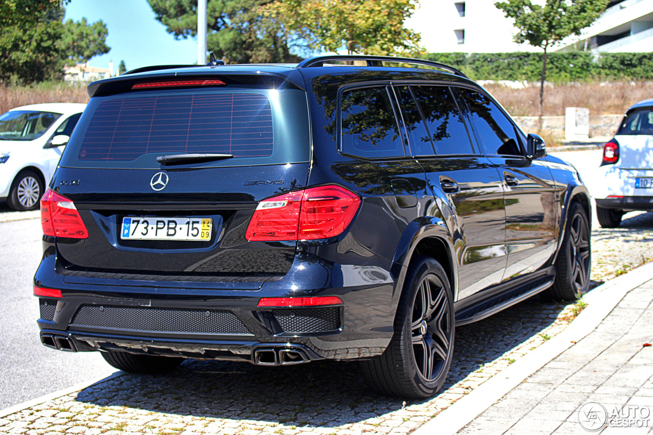 mercedes benz gl 63 amg x166 22 september 2016 autogespot. Black Bedroom Furniture Sets. Home Design Ideas