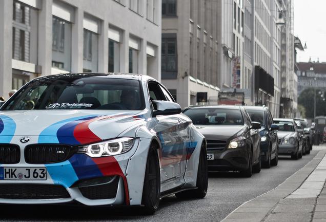 BMW M4 F82 Coupé Liberty Walk Widebody