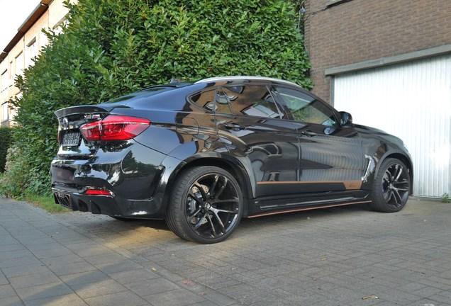 BMW Lumma CLR X6 R