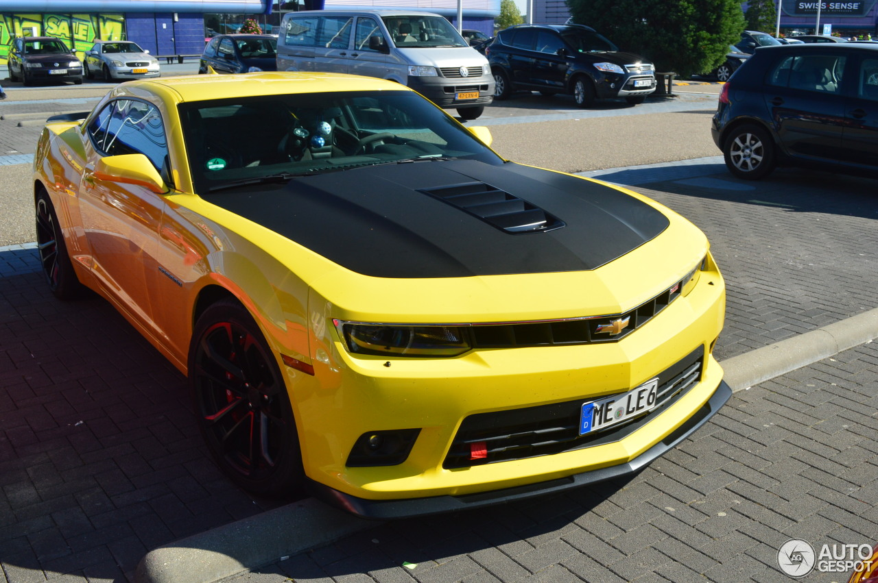 chevrolet camaro ss 1le 2014 25 september 2016 autogespot. Black Bedroom Furniture Sets. Home Design Ideas
