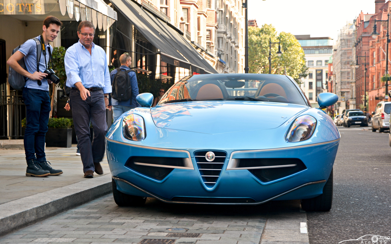 Alfa Romeo Disco Volante For Sale >> Alfa Romeo Disco Volante Spyder 25 September 2016 Autogespot
