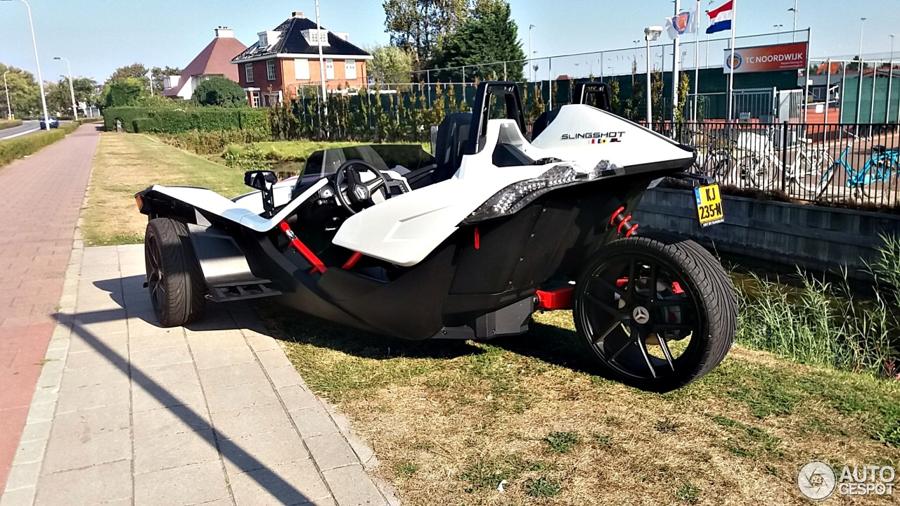 polaris slingshot sl 25 september 2016 autogespot. Black Bedroom Furniture Sets. Home Design Ideas