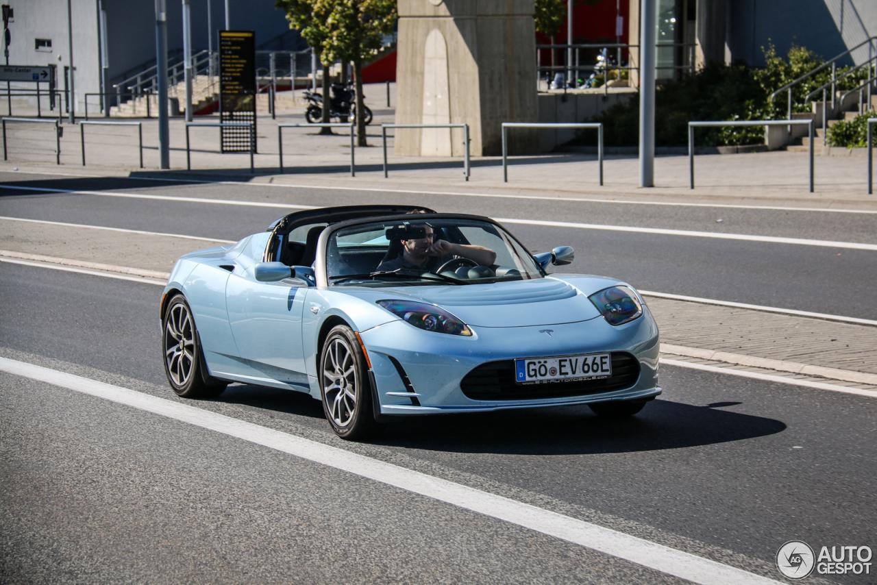 Tesla Motors Roadster Sport 2 5 25 September 2016 Autogespot
