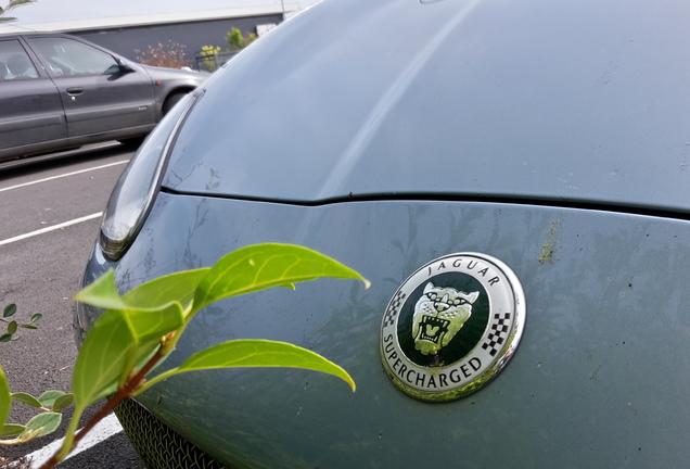 Jaguar XKR 4.2-S Convertible