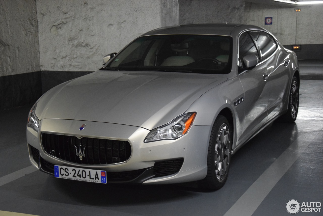 maserati quattroporte gts 2013 27 september 2016. Black Bedroom Furniture Sets. Home Design Ideas