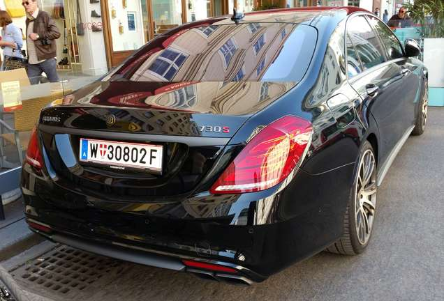 Mercedes-Benz Brabus S B63-730S