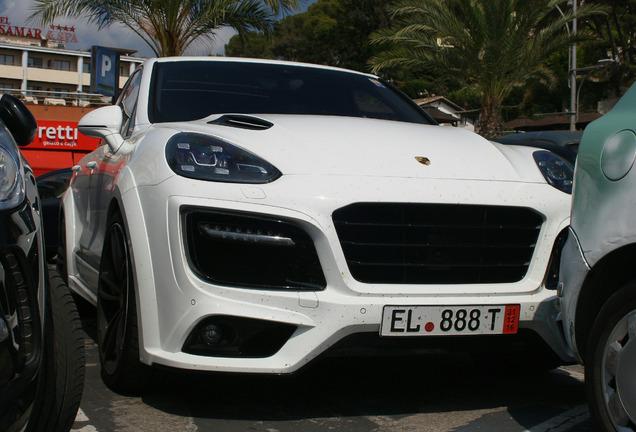Porsche Cayenne Techart Magnum 2015