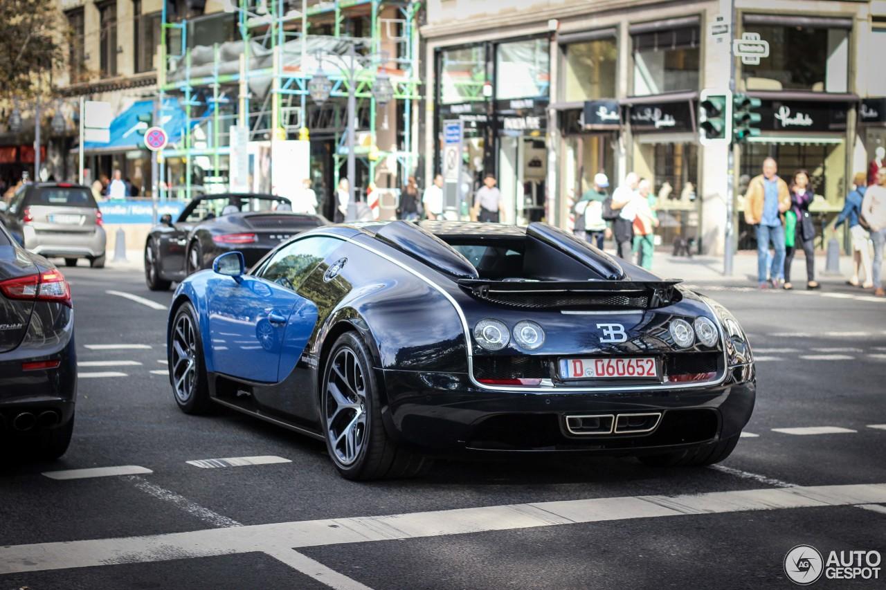 bugatti veyron 16 4 grand sport vitesse 29 september 2016 autogespot. Black Bedroom Furniture Sets. Home Design Ideas