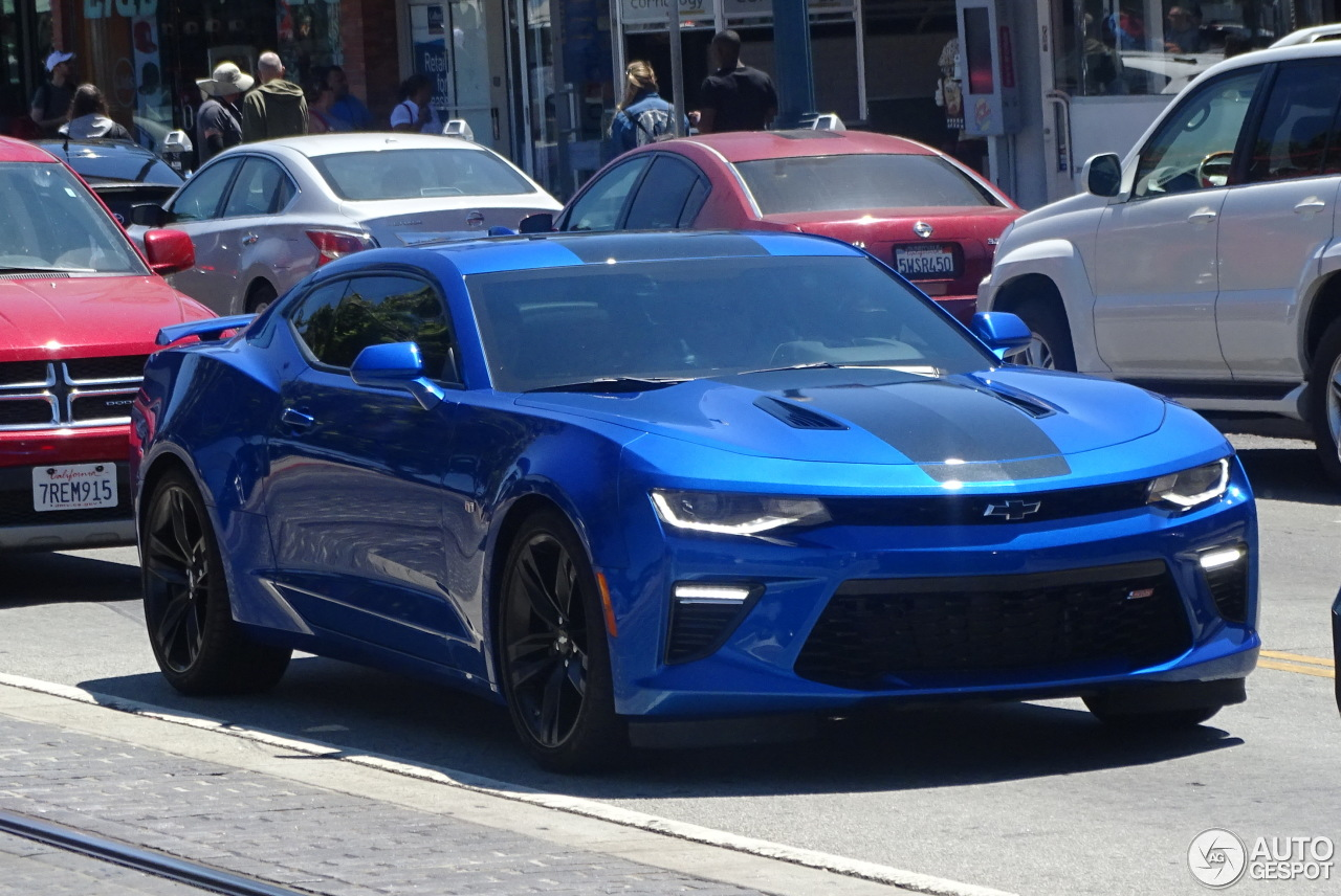 Chevrolet Camaro Ss 2016 29 September 2016 Autogespot