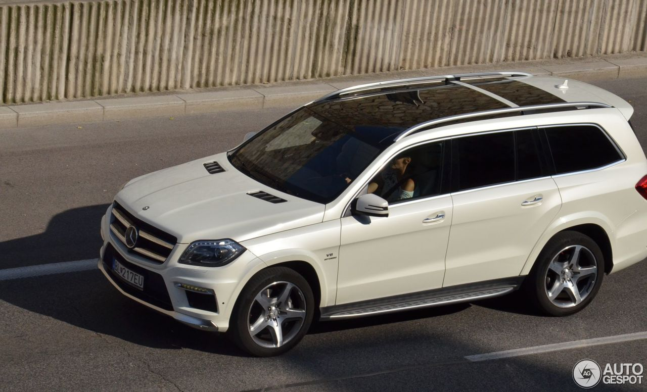 mercedes benz gl 63 amg x166 29 september 2016 autogespot. Black Bedroom Furniture Sets. Home Design Ideas