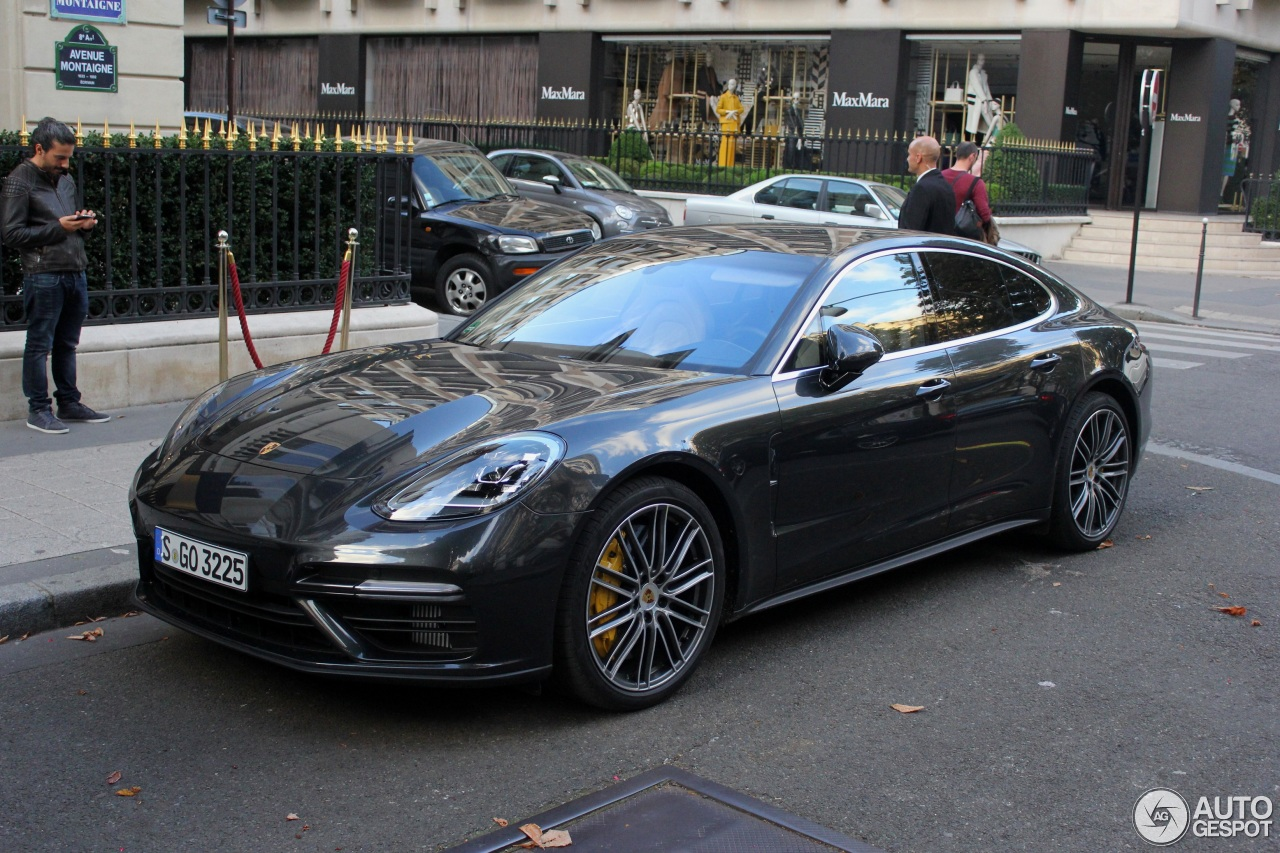 Porsche 971 Panamera Turbo 29 September 2016 Autogespot