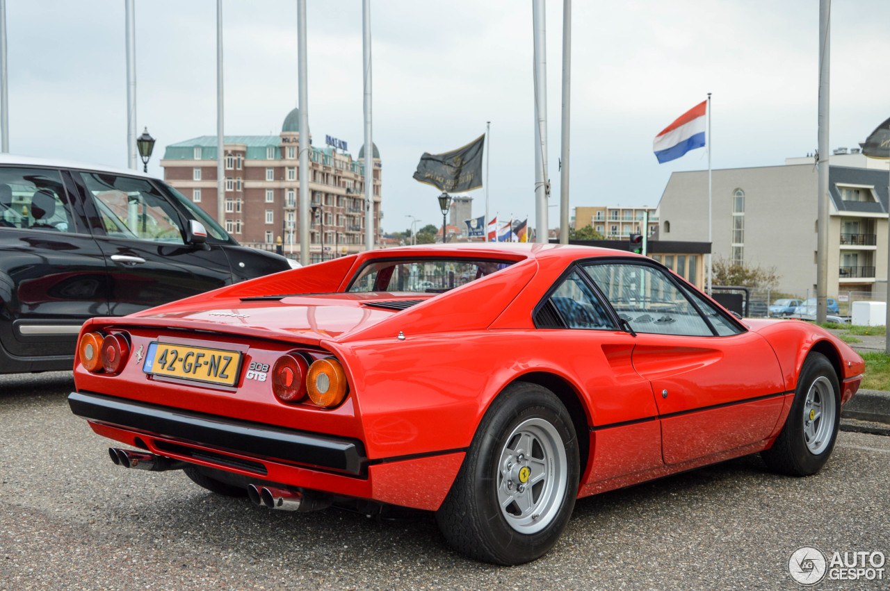 ferrari 308 gtb 1 oktober 2016 autogespot. Black Bedroom Furniture Sets. Home Design Ideas