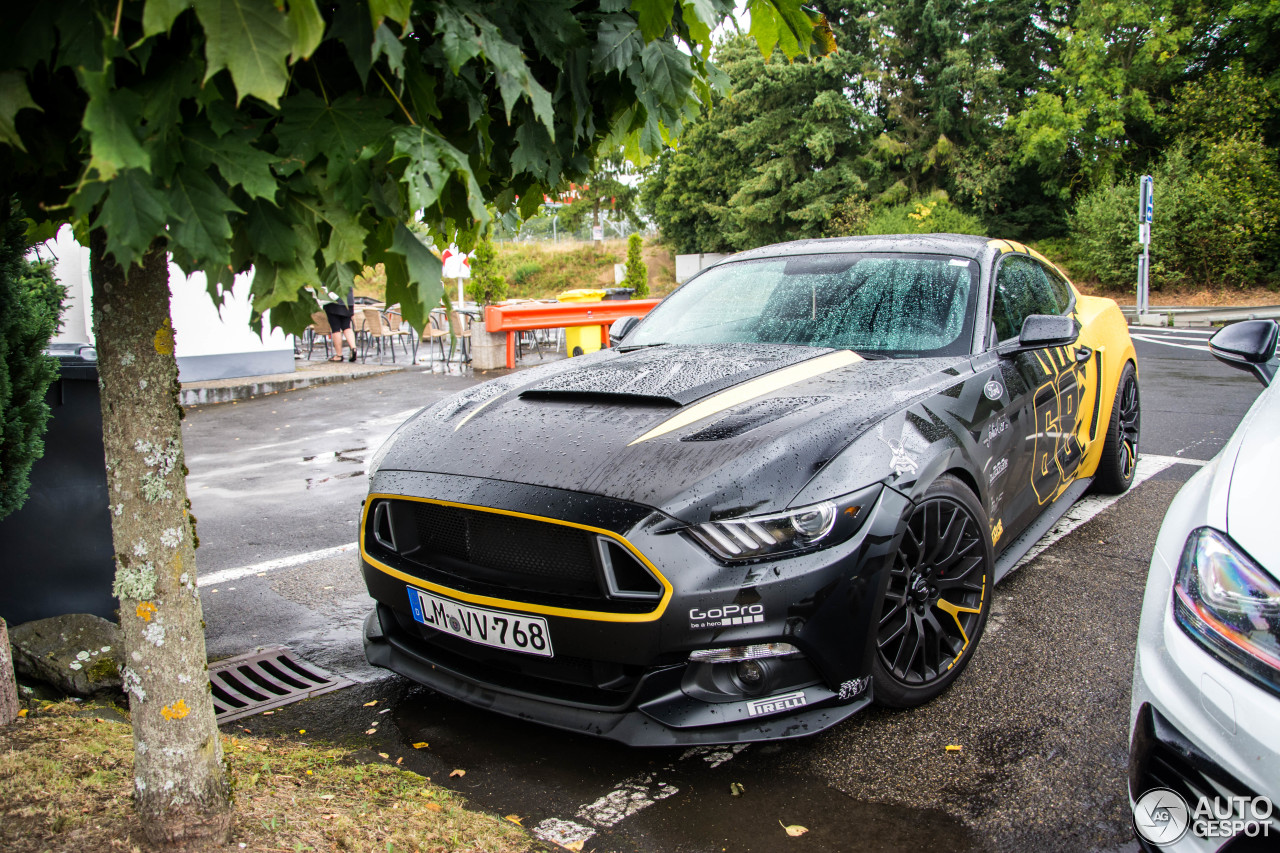 Ford Mustang Rtr 2015 1 October 2016 Autogespot