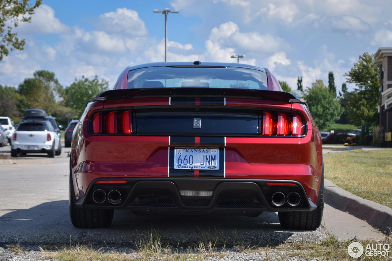 Ford Mustang Shelby GT 350 2017 - 1 Oktober 2016 - Autogespot