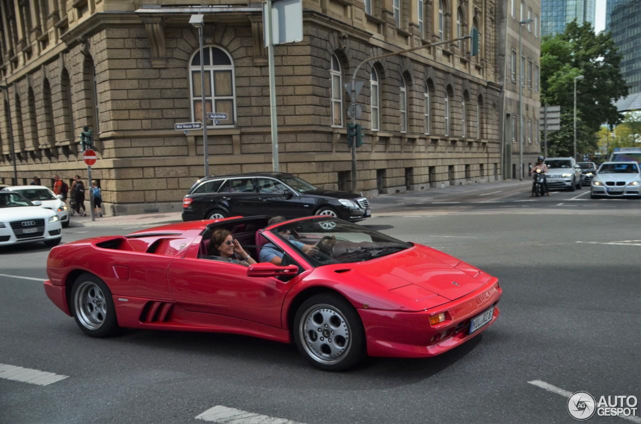Lamborghini Diablo Vt Roadster 2 October 2016 Autogespot