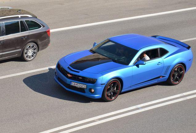 Chevrolet Camaro SS Hot Wheels Edition