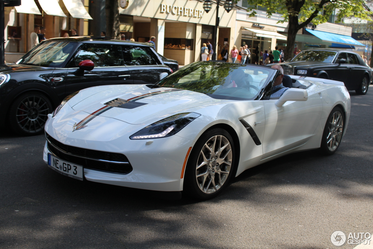 Chevrolet Corvette C7 Stingray Convertible 4 October