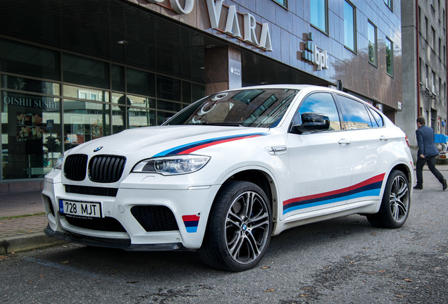 exotic car spots worldwide hourly updated autogespot bmw x6 m design edition. Black Bedroom Furniture Sets. Home Design Ideas