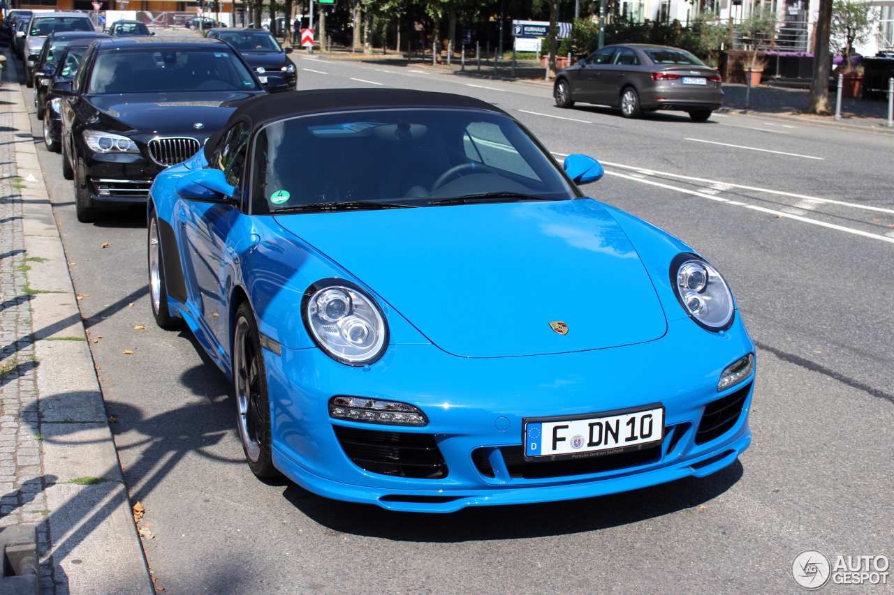 Porsche 997 Speedster 5 October 2016 Autogespot