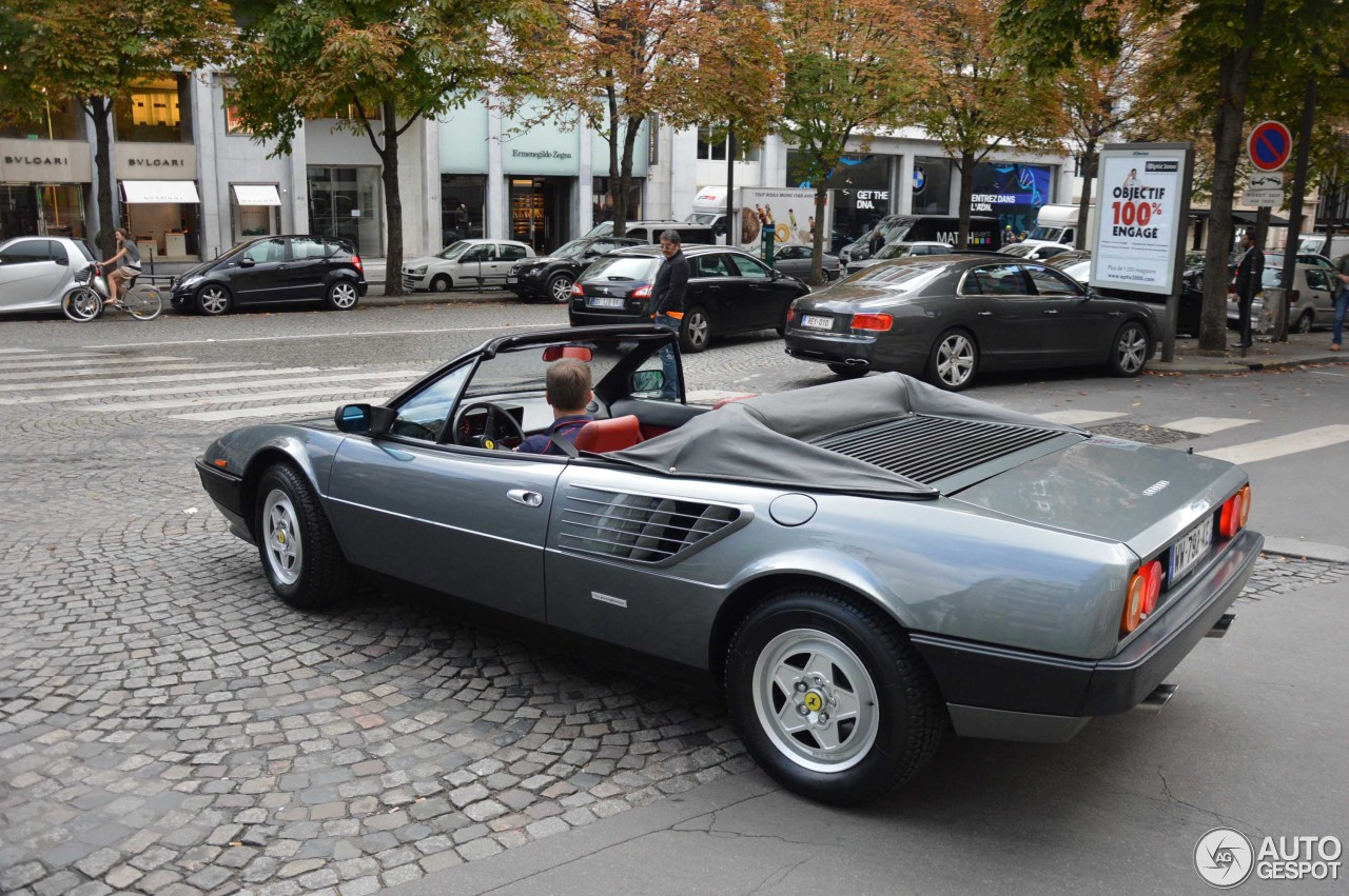 ferrari mondial 8 cabriolet 6 october 2016 autogespot. Black Bedroom Furniture Sets. Home Design Ideas