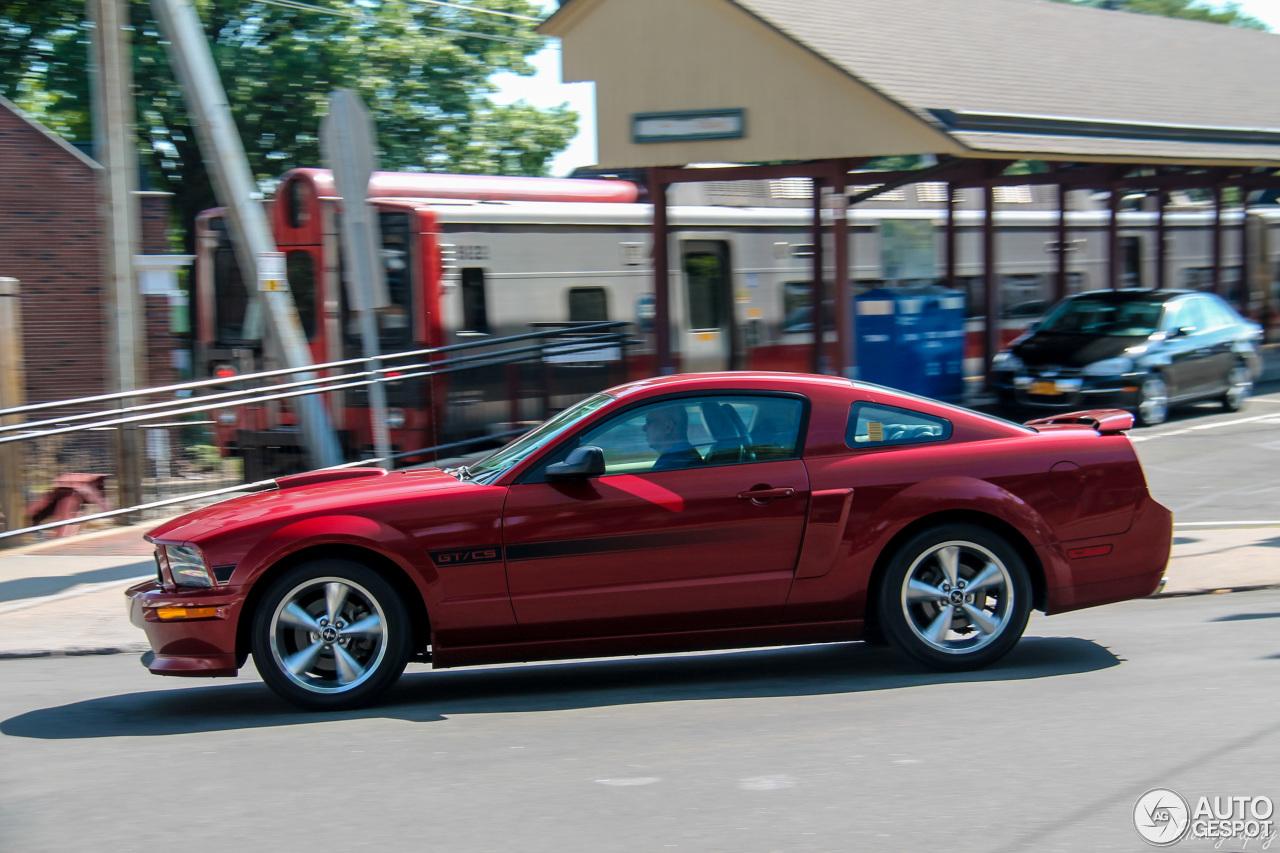 Ford Mustang Gt California Special 6 October 2016