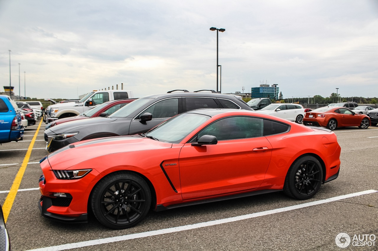 ford mustang shelby gt 350 2015 6 october 2016 autogespot. Black Bedroom Furniture Sets. Home Design Ideas