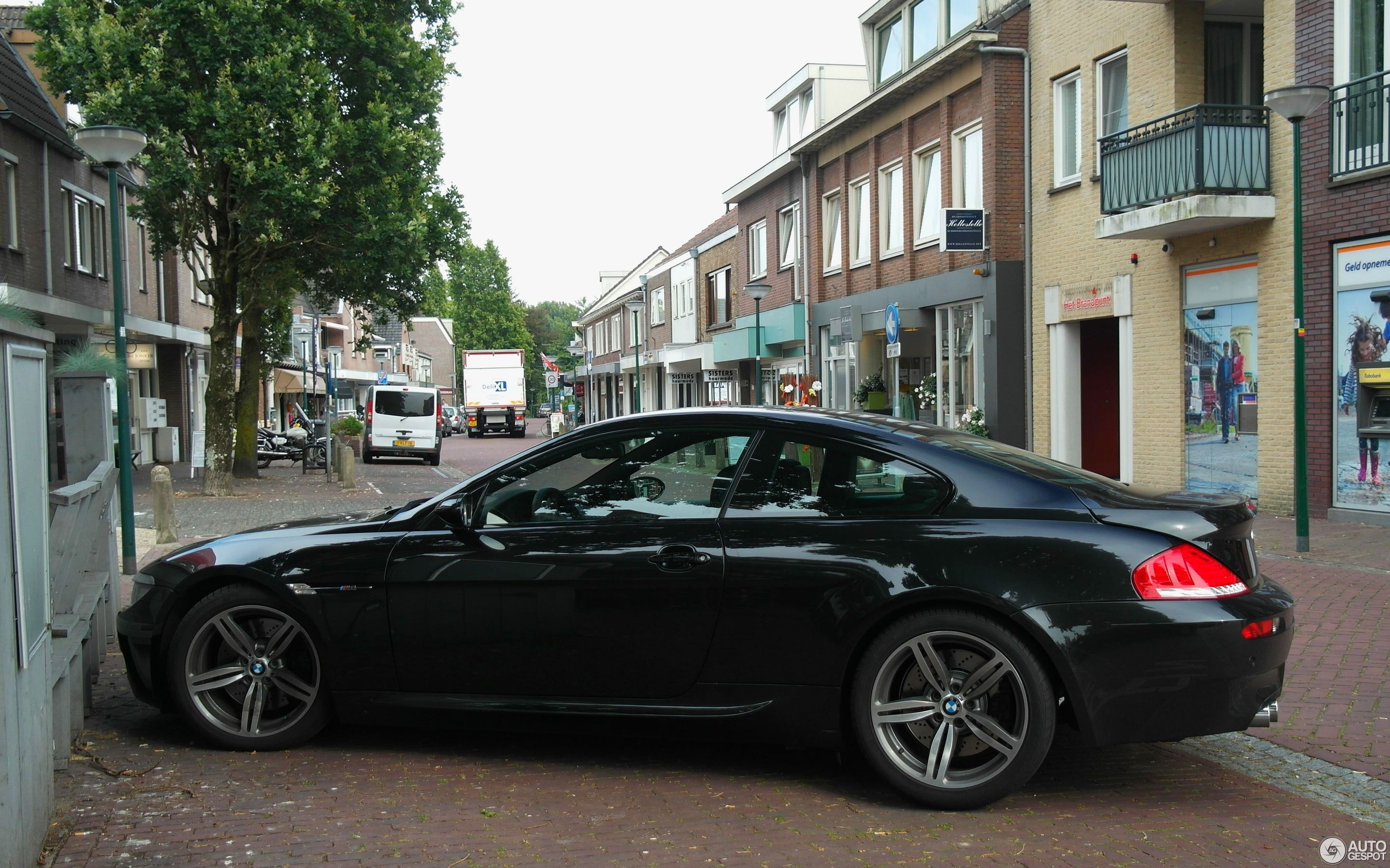 Bmw M6 E63 6 Octobre 2016 Autogespot