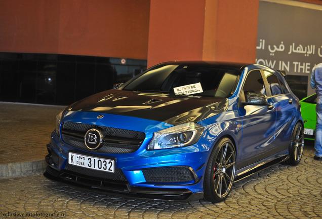 Mercedes-Benz Brabus A B45