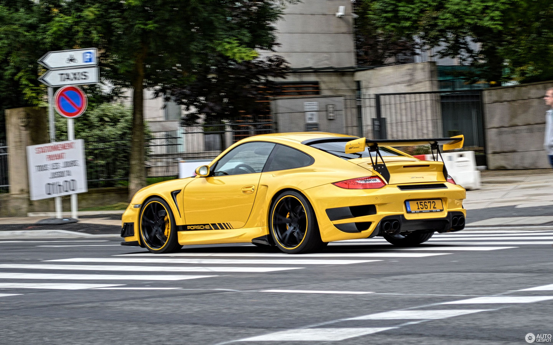 Porsche 997 Techart GT Street R MKII