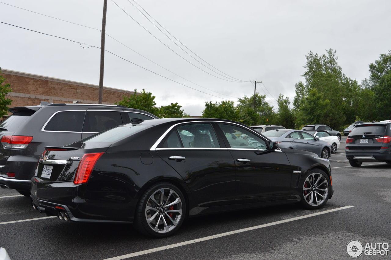 Cadillac Cts V 2015 8 October 2016 Autogespot