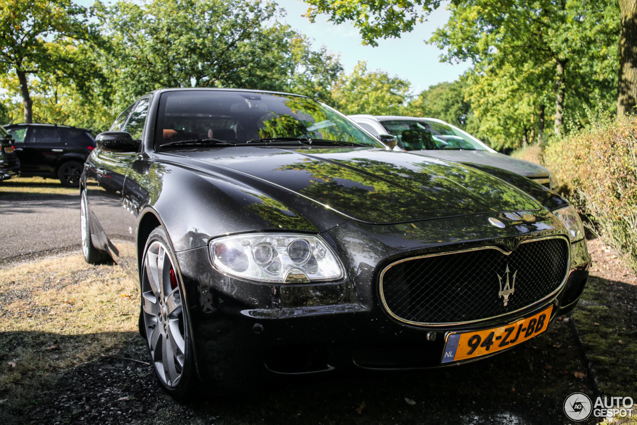 maserati quattroporte sport gt 9 october 2016 autogespot. Black Bedroom Furniture Sets. Home Design Ideas