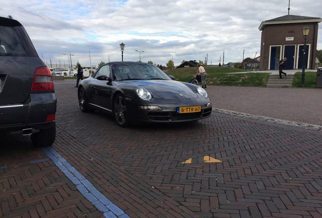 Porsche 997 Carrera 4S Cabriolet MkI