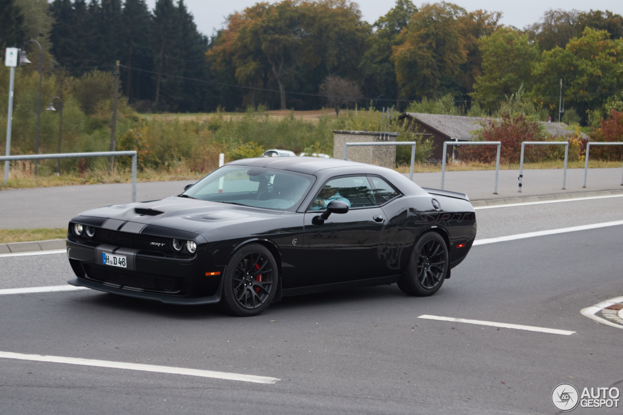 Dodge Challenger Srt 8 392 2015 10 October 2016 Autogespot