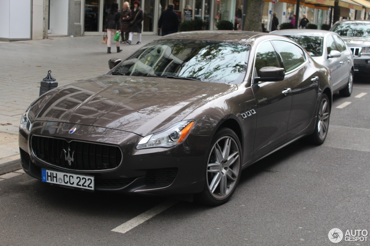 maserati quattroporte s q4 2013 10 oktober 2016 autogespot. Black Bedroom Furniture Sets. Home Design Ideas