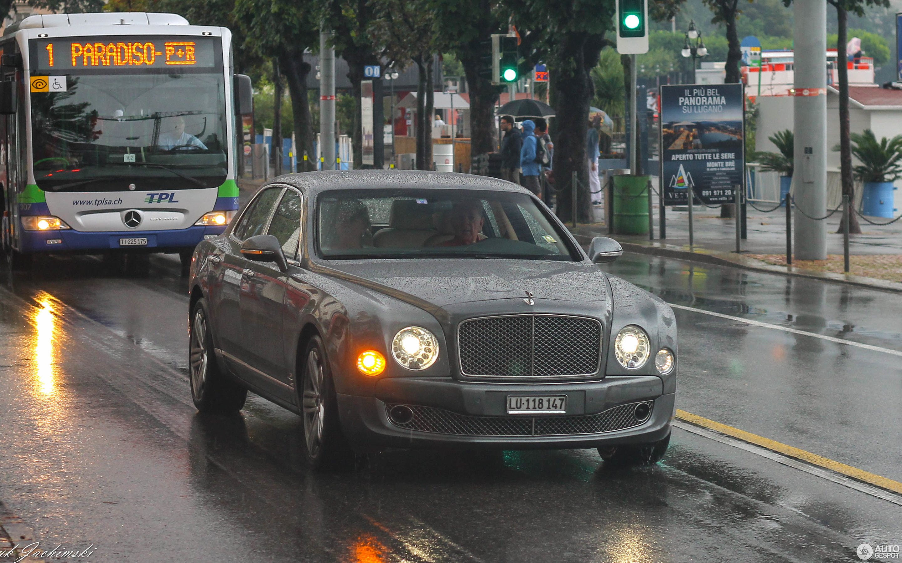 Bentley Mulsanne 2009 10 октобар 2016 Autogespot