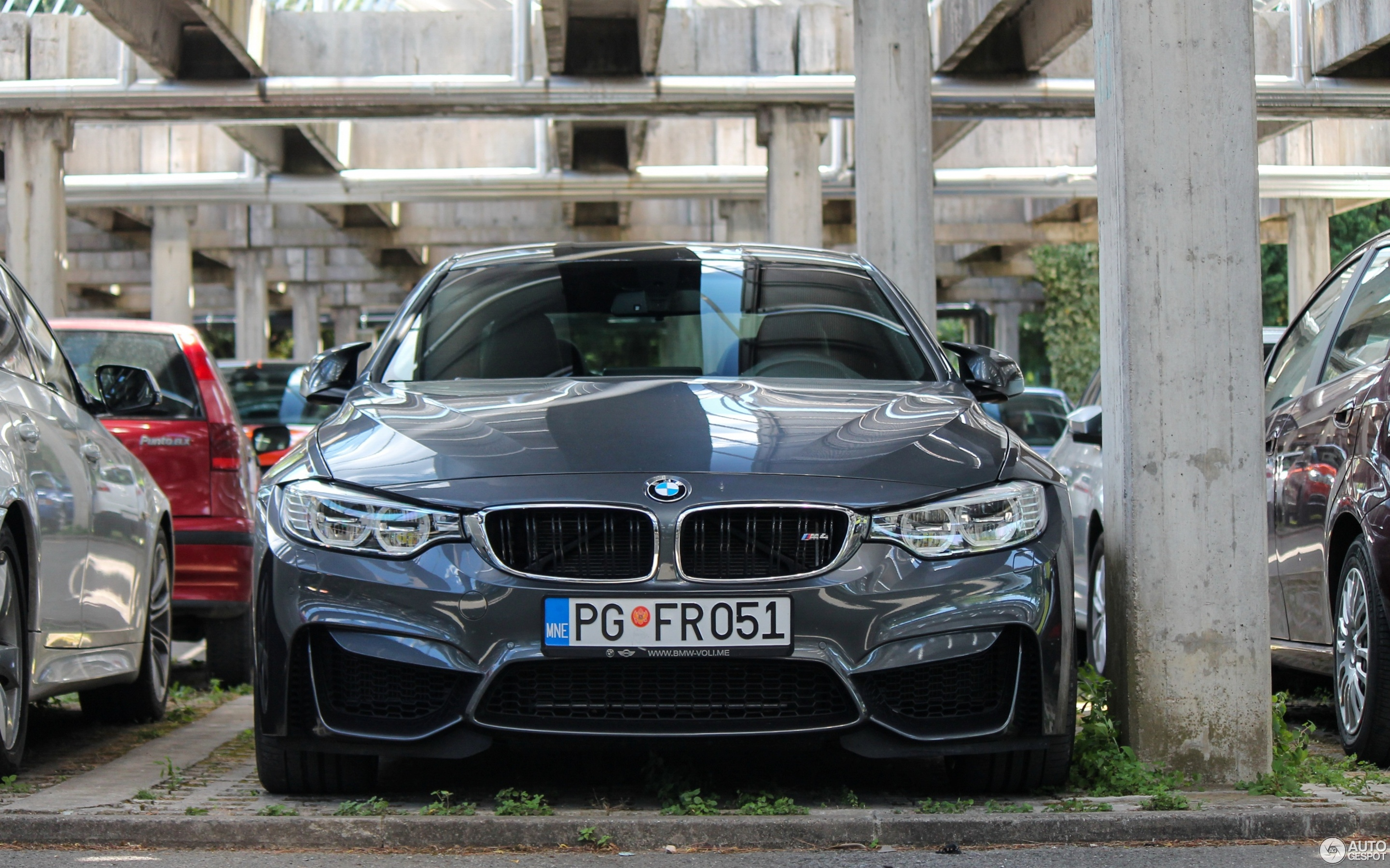 BMW M4 F82 Coupé 11 October 2016 Autogespot