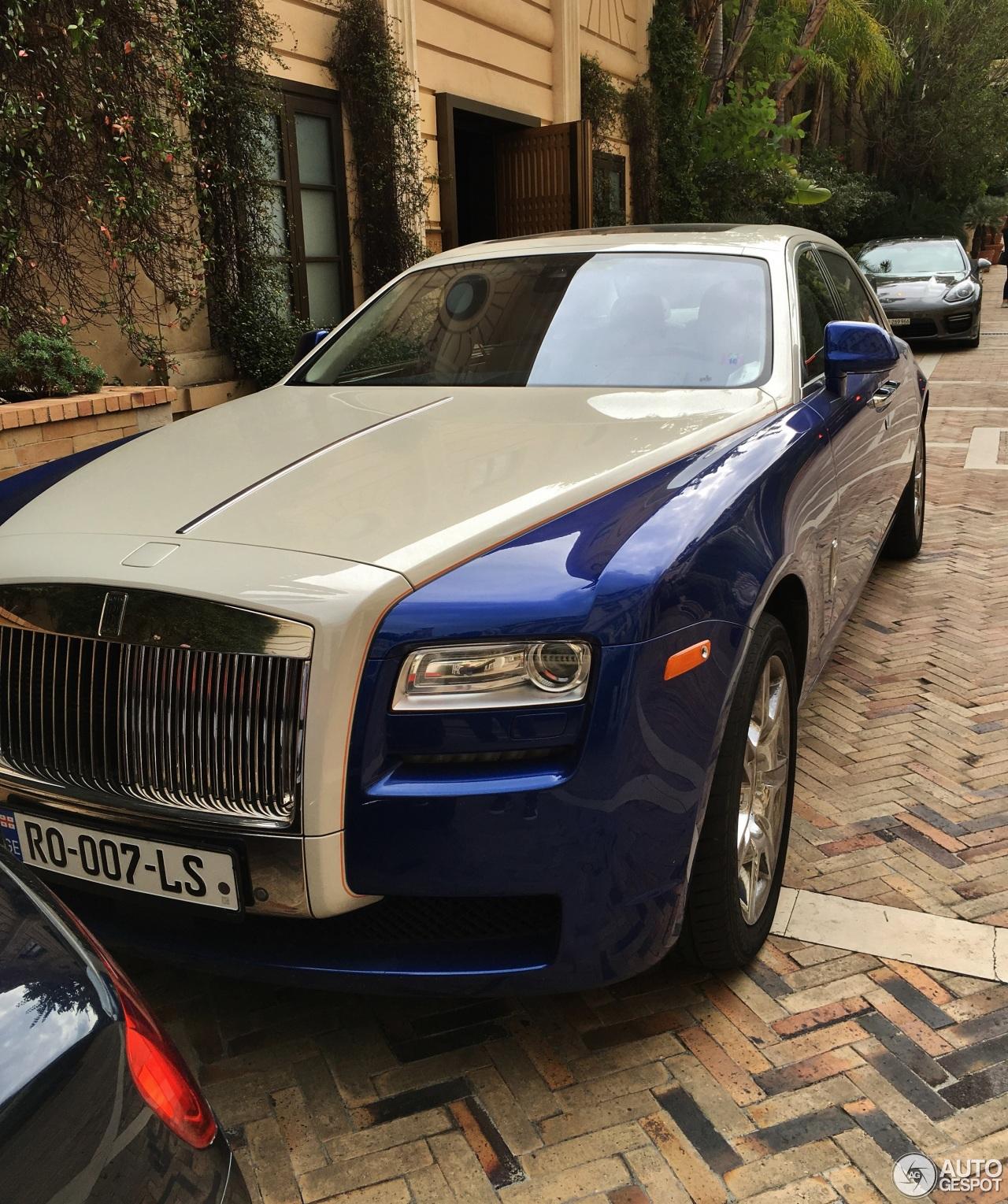 2016 Rolls Royce Wraith Camshaft: Rolls-Royce Ghost