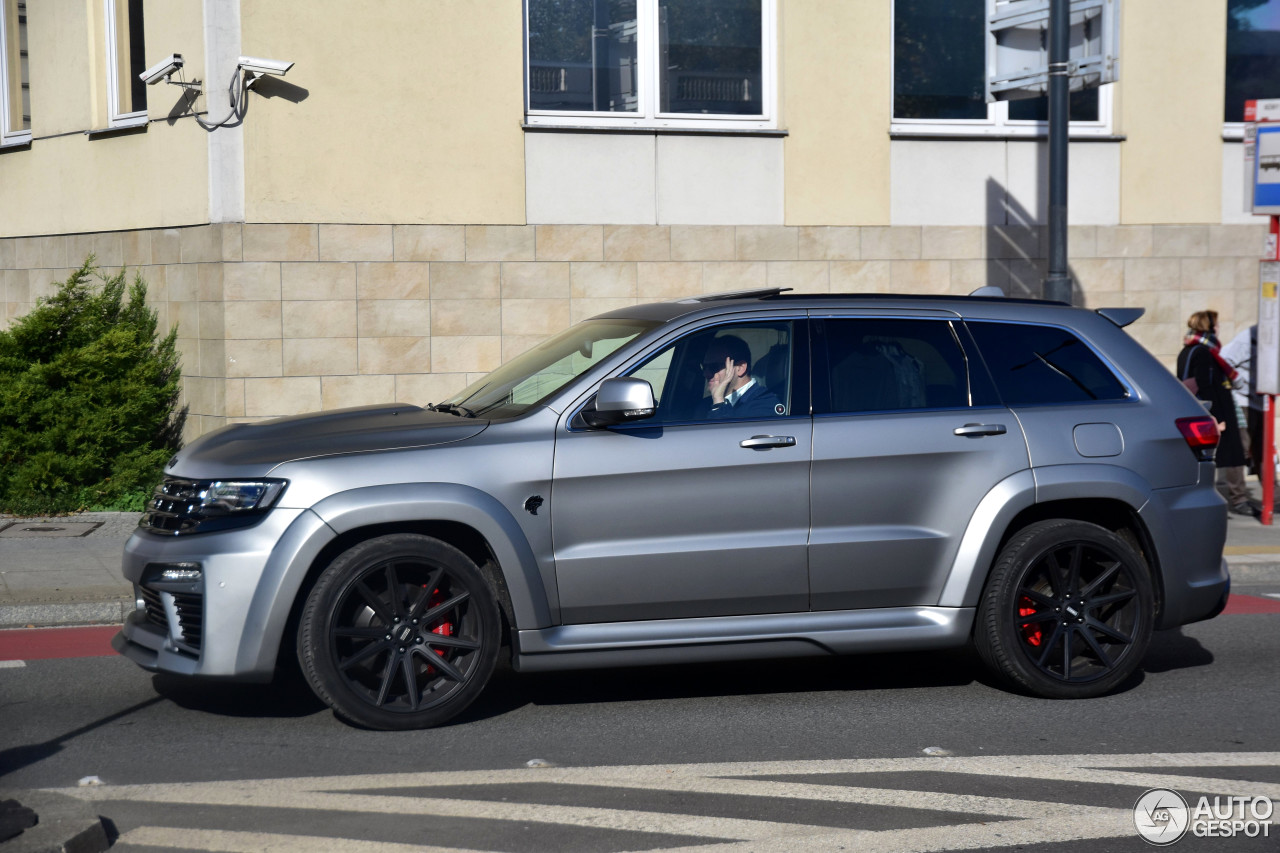 Jeep Srt 8 2017 >> Jeep Grand Cherokee SRT-8 Tyrannos - 14 October 2016 - Autogespot