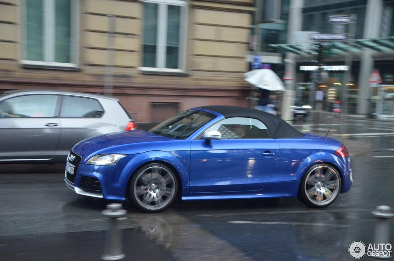 Audi tt roadster 2016 india