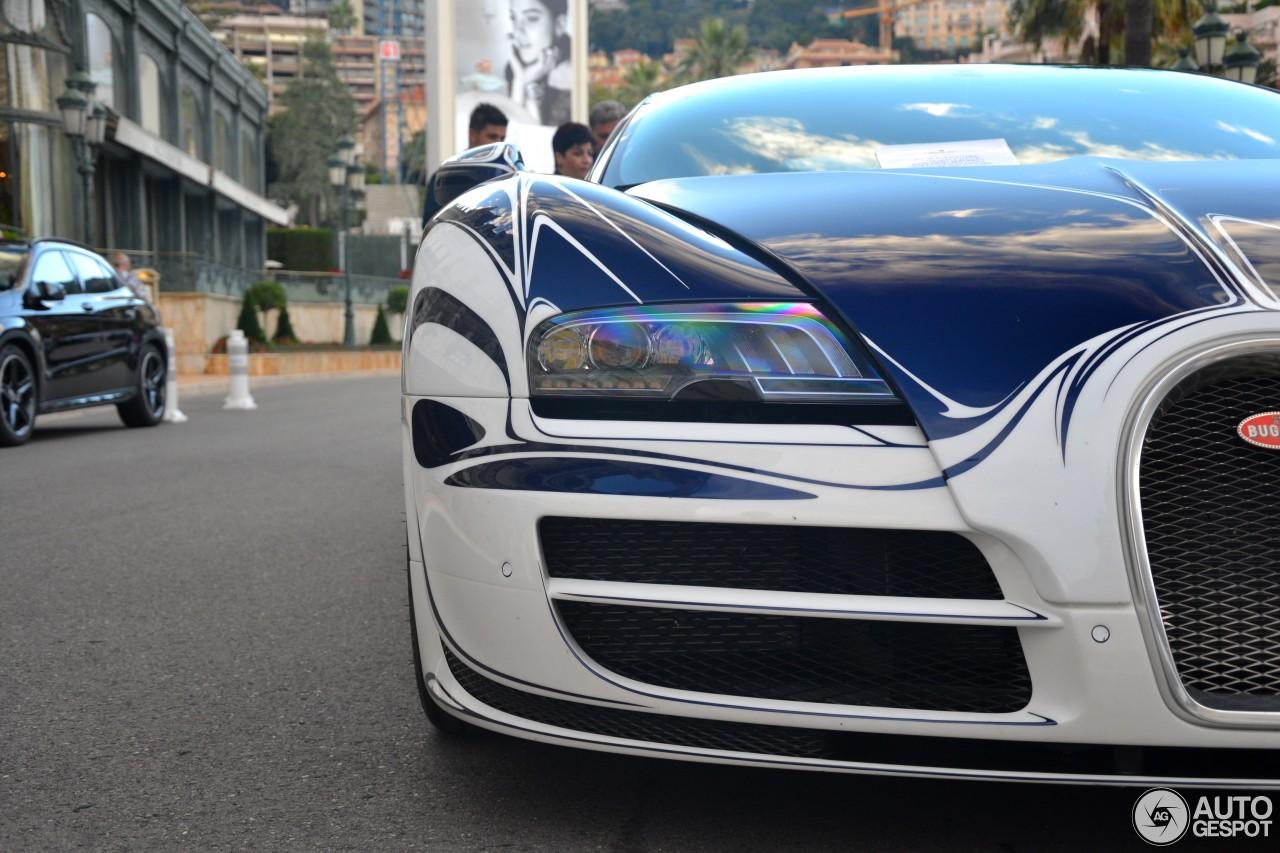 bugatti veyron 16 4 grand sport vitesse 16 oktober 2016 autogespot. Black Bedroom Furniture Sets. Home Design Ideas