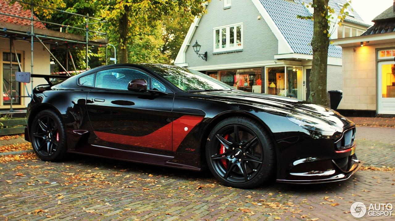 Aston Martin Vantage Gt C