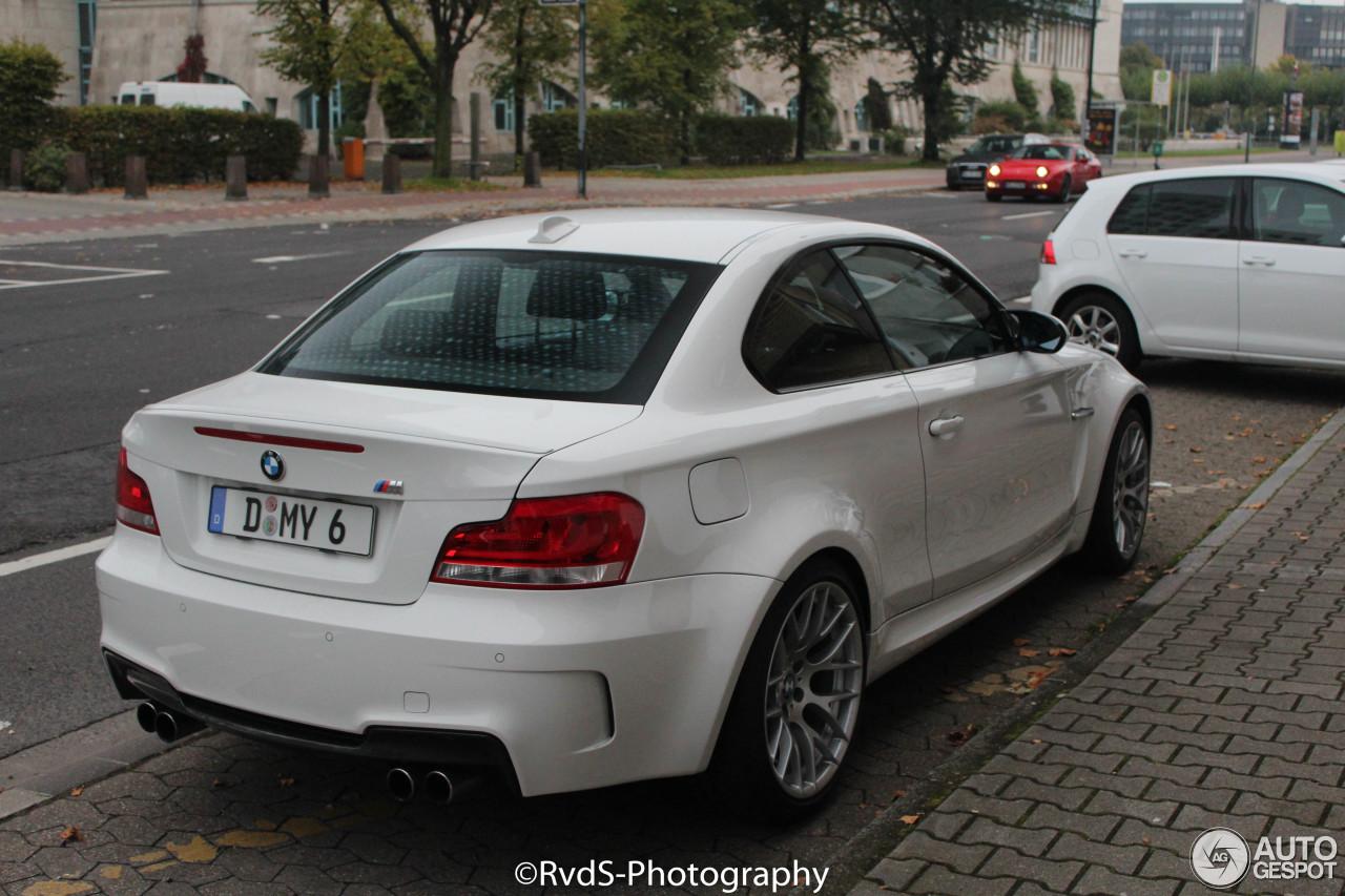 Bmw 1 Series M Coup 233 21 October 2016 Autogespot