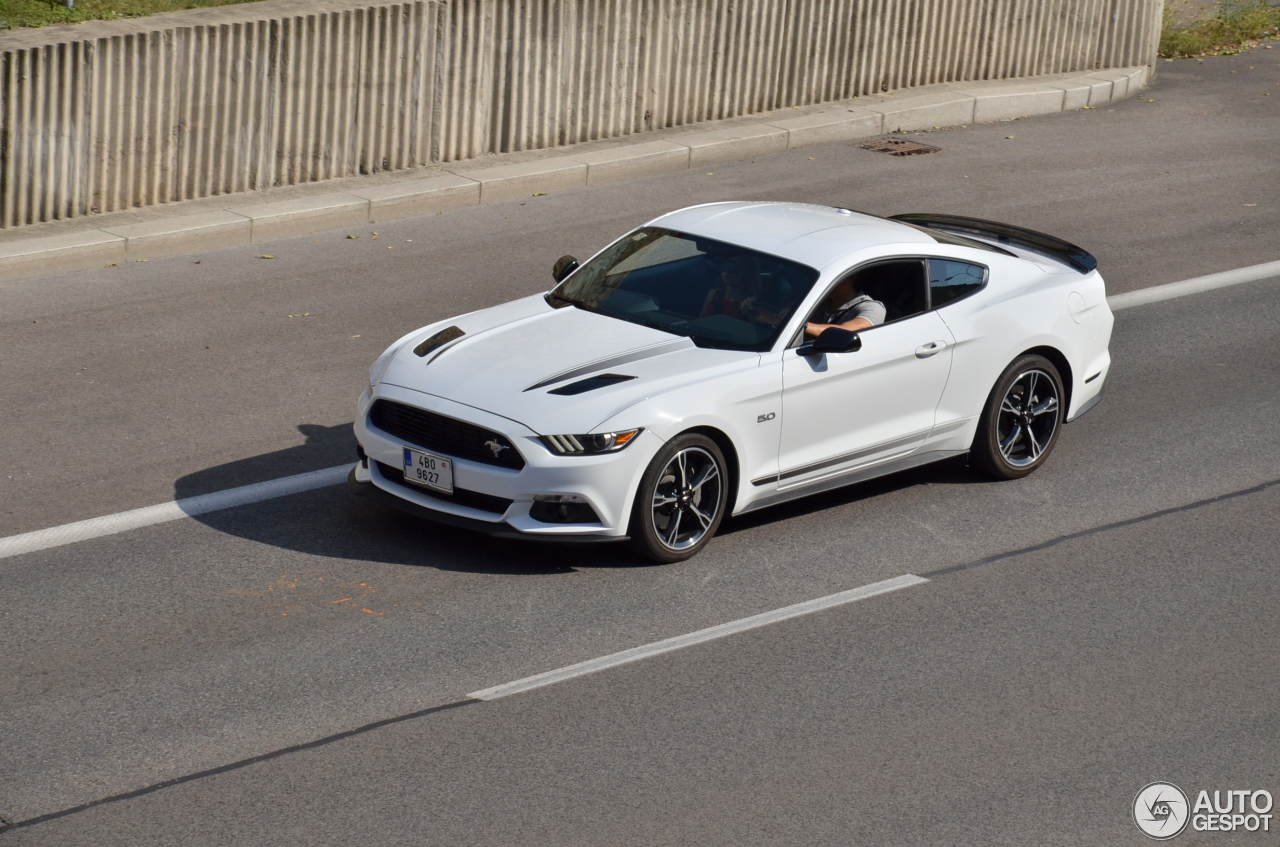 Ford Mustang Gt California Special 2016 21 October 2016