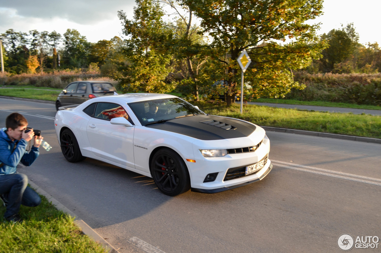 Chevrolet Camaro Ss 1le 2014 22 October 2016 Autogespot