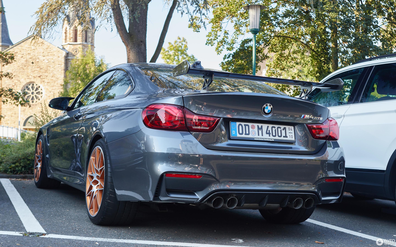 BMW M4 GTS 22 Oktober 2016 Autogespot