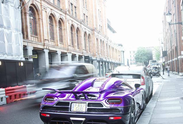 Koenigsegg Agera R Zijin